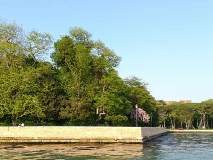 Jardin de Sant'Elena